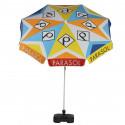 Parasol Personnalisé - vue de face -MACAP