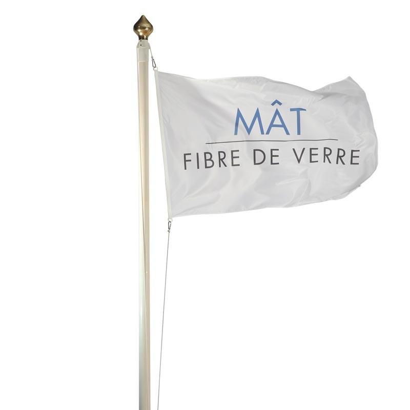 Mât en Fibre de Verre (classique) - MACAP