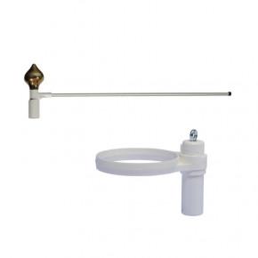 Accessoires Mât Fibre de verre (kit potence) - MACAP