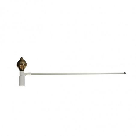 Accessoires Mât Fibre de verre (kit potence) - vue potence -MACAP