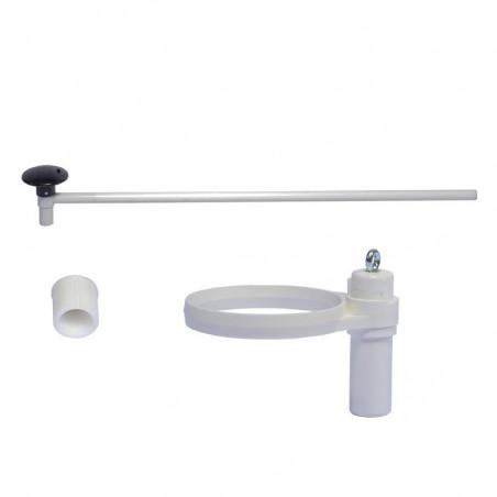 Accessoires Mât Aluminium (kit potence) -  MACAP