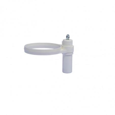 Accessoires Mât Aluminium (kit potence) - vue contrepoids -MACAP