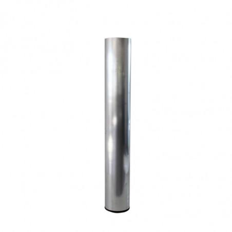 Fourreau de fixation au sol (mât aluminium) - MACAP