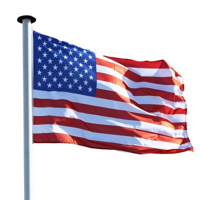 Drapeau Etats-Unis (Officiel)