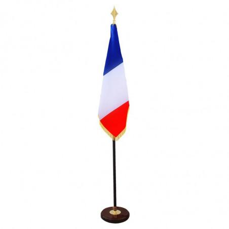 Drapeau d'Ornement et de Défilé (Officiel Français) - MACAP