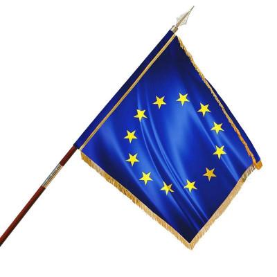 Drapeau d'Ornement et de Défilé (Union Européenne)