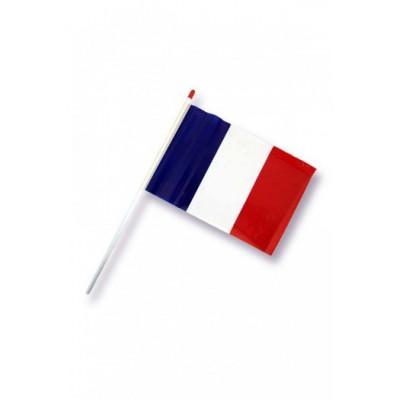 Drapeau Officiel à Agiter (Français)