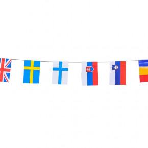 Guirlande officielle (Pays de l'UE + UE) MACAP