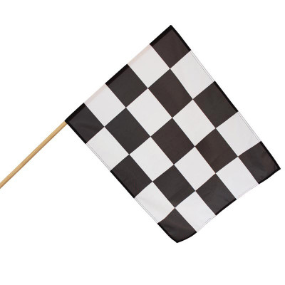 Drapeau de Course Automobile