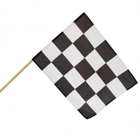Drapeau de Course Automobile MACAP