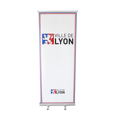 Display Roll Up Officiel Personnalisé