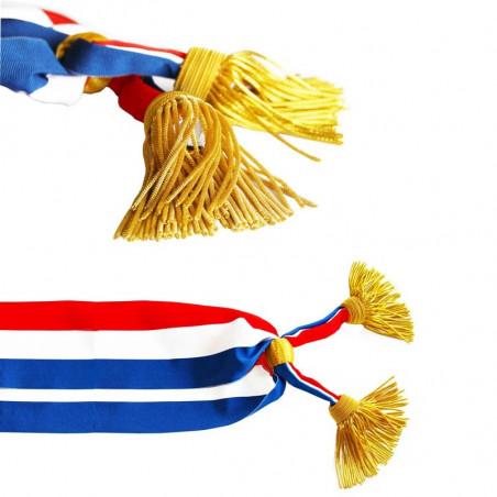 Écharpe de maire et de parlementaire MACAP
