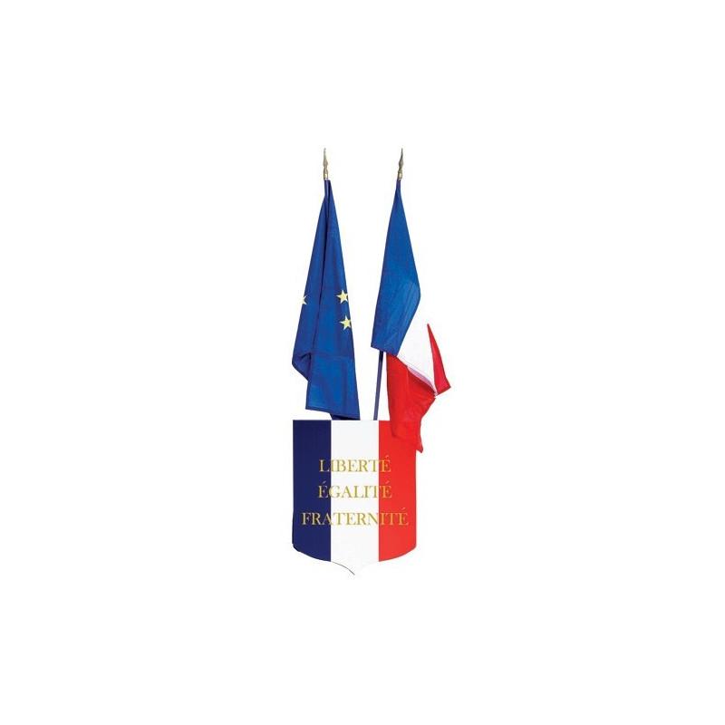 Kit Loi Peillon (Blason + Drapeaux) MACAP