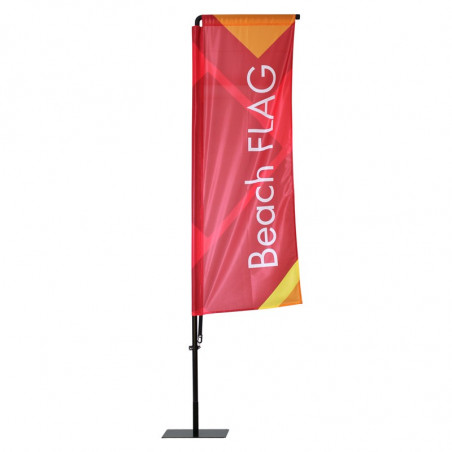 Beach flag - Oriflamme POTENCE (KIT complet) - MACAP