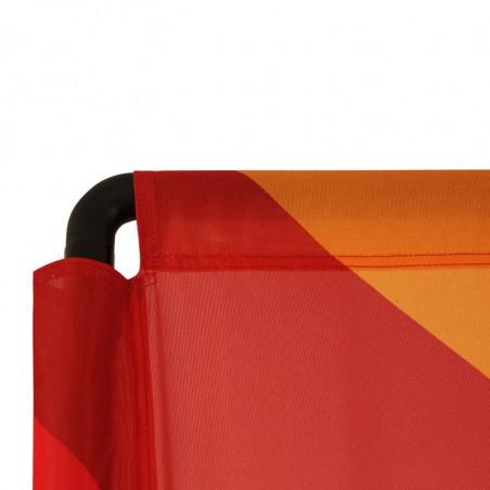 Beach flag - Oriflamme POTENCE (KIT complet) - vue haute flamme -MACAP