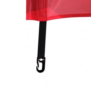 Beach flag - Oriflamme POTENCE (VOILE SEULE) - vue fixation basse -MACAP