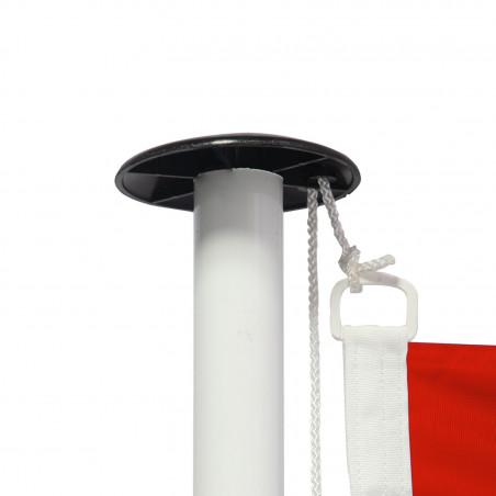 Drapeau Pavillon pour mât officiel de Suisse - MACAP