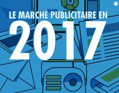 marché publicitaire français en 2017, macap produit des supports de communication