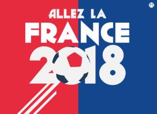 Coupe du Monde 2018 avec la France