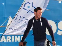 Clément Giraud lance son projet Envol pour participer au Vendée Globe 2020