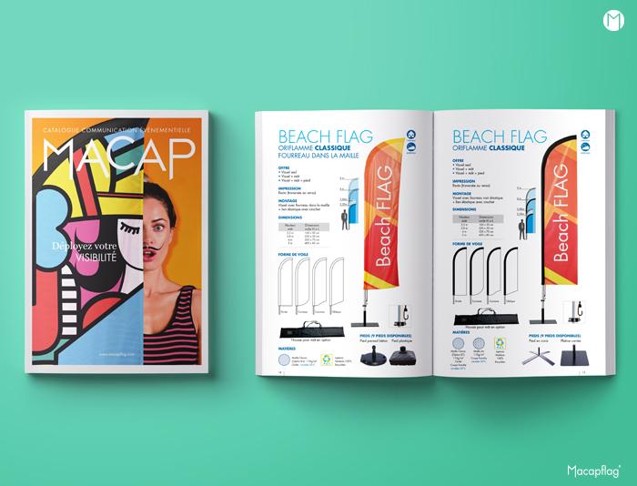 Le catalogue Macap pour la communication événementielle 2020