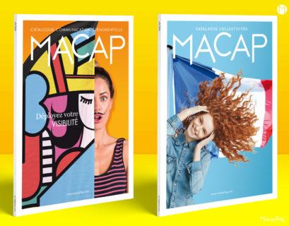 Les catalogues Macap 2020 sont sortis ! Tous nouveaux tous beaux