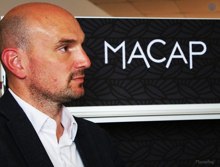 Rencontre avec Xavier Boosz, directeur commercial de la société Macap