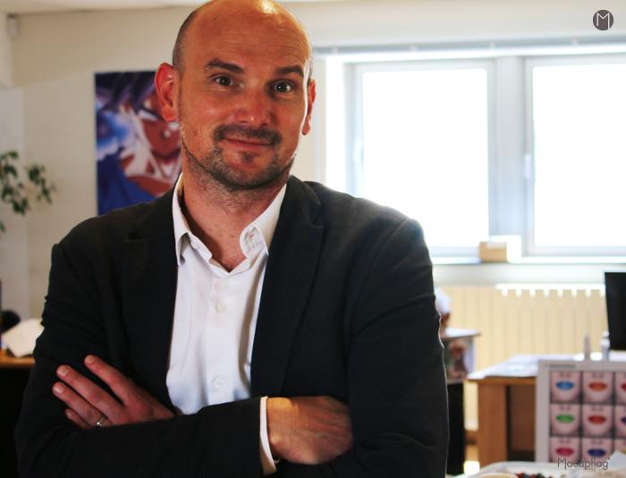 Xavier Boosz est directeur commercial de la société varoise Macap