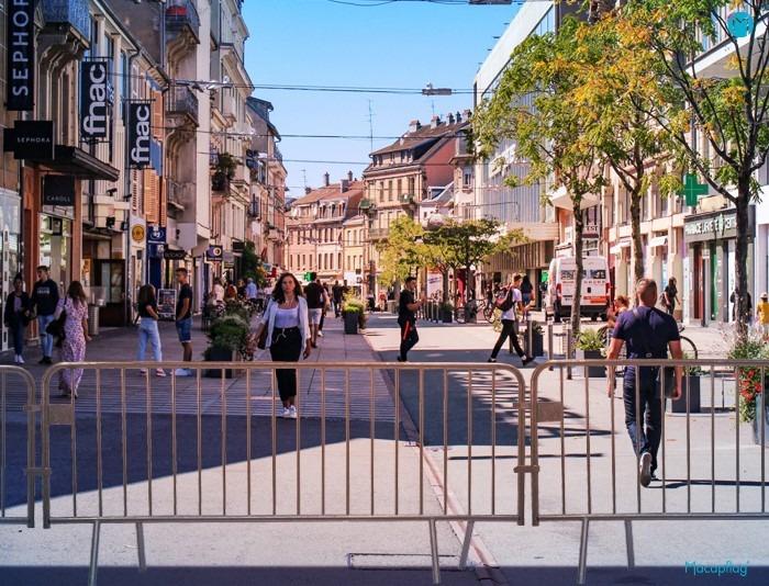 La barrière vauban est un modèle de barrière utilisé par les mairies