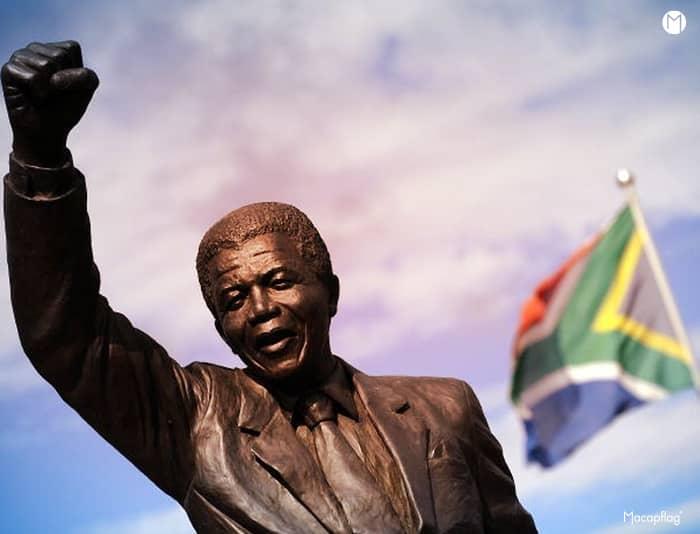 Le 11 février 1990 marque la libération de Nelson Mandela