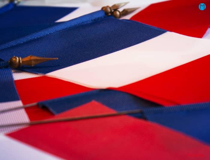 Macap vous permet d'acheter des drapeaux 100% made in France