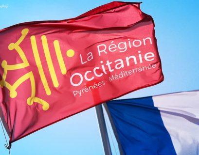 Le drapeau région, symbole fort du territoire régional