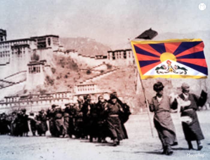la-revolte-des-tibetains-contre-la-chine-le-10-mars-1959