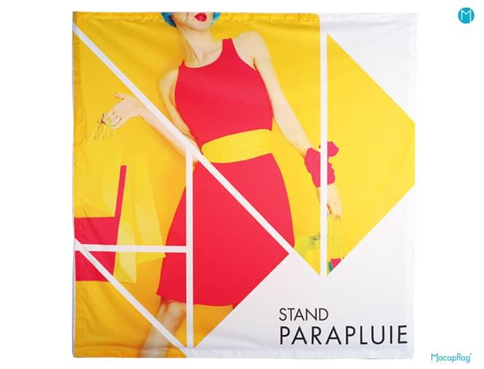Le stand parapluie, un support pratique et robuste