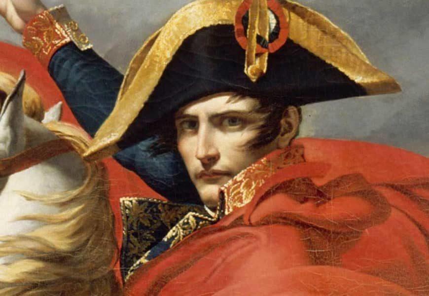 Napoléon Bonaparte est un homme d'Etat français