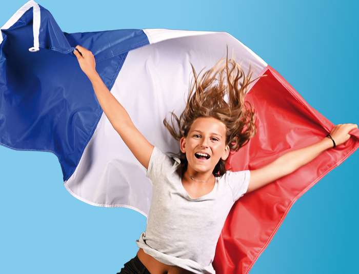 le drapeau français by Macap