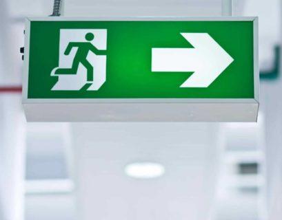 La signalisation réglementaire sur le lieu de travail