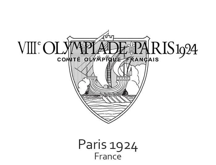 Les jeux olympiques (JO) de 1924 ont eu lieu à Paris