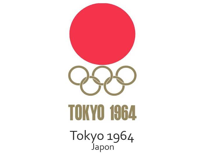 Les jeux olympiques (JO) de 1964 ont eu lieu à Tokyo au Japon