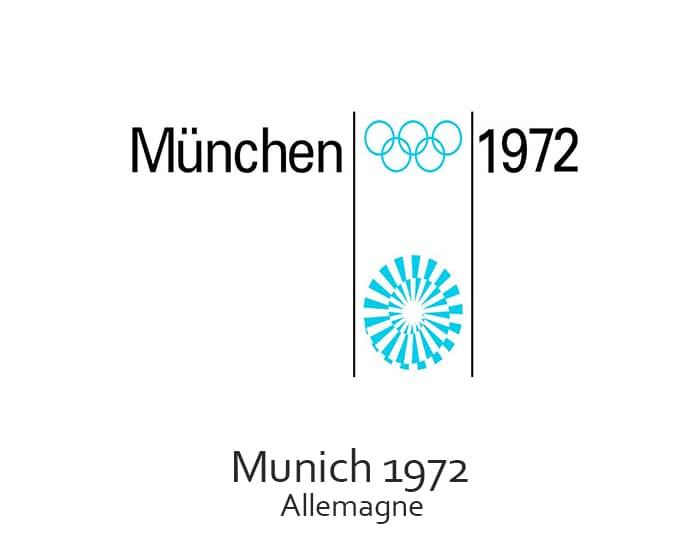 Les jeux olympiques (JO) de 1972 ont eu lieu à Munich en Allemagne de l'ouest