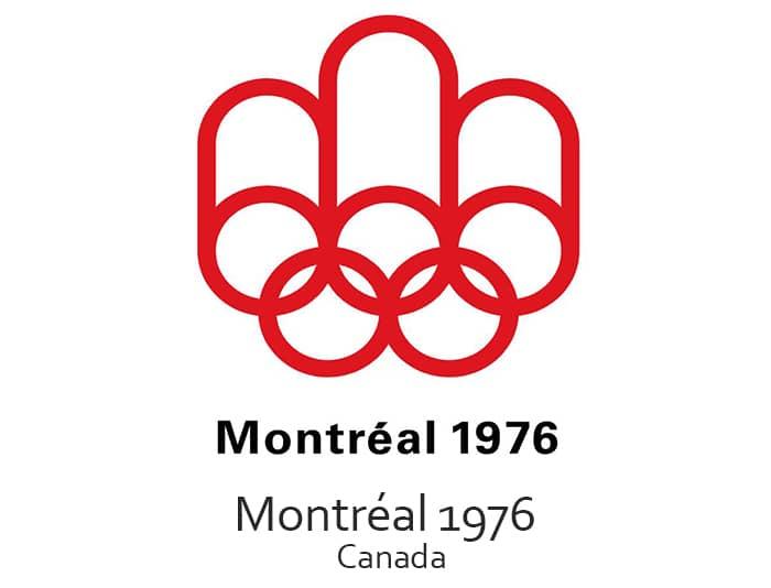 Les jeux olympiques (JO) de 1976 ont eu lieu à Montréal au Canada