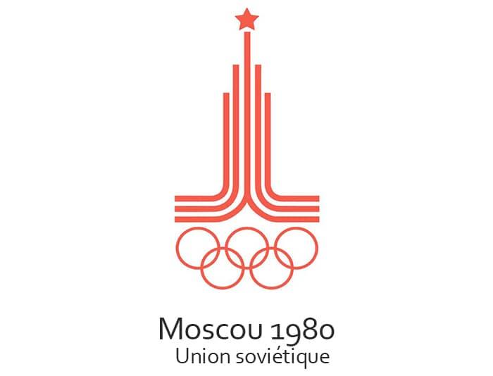 Les jeux olympiques (JO) de 1980 ont eu lieu à Moscou en Union Soviétique.