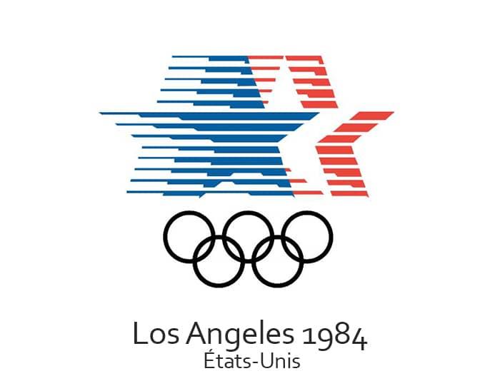 Les jeux olympiques (JO) de 1984 ont eu lieu à Los Angeles aux Etats-Unis
