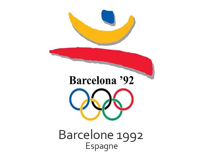 Les jeux olympiques (JO) de 1992 ont eu lieu à Barcelone en Espagne