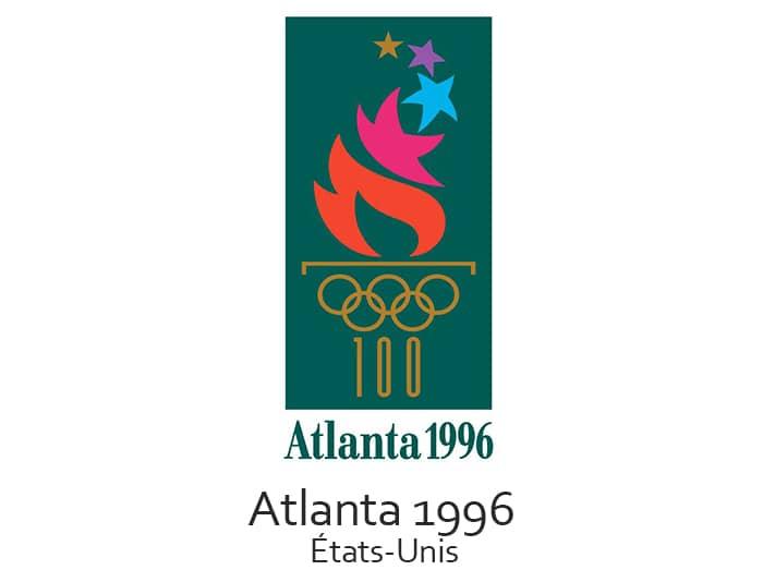 Les jeux olympiques (JO) de 1996 ont eu lieu à Atlanta aux Etats Unis