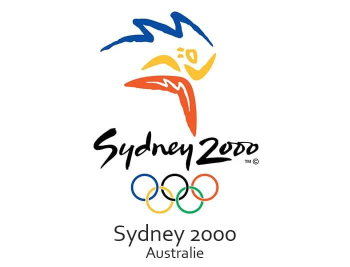 Les jeux olympiques (JO) de 2000 ont eu lieu à Sydney en Australie
