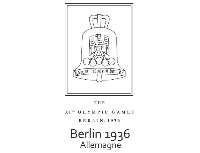 Les jeux olympiques (JO) de 1936 ont eu lieu à Berlin en Allemagne