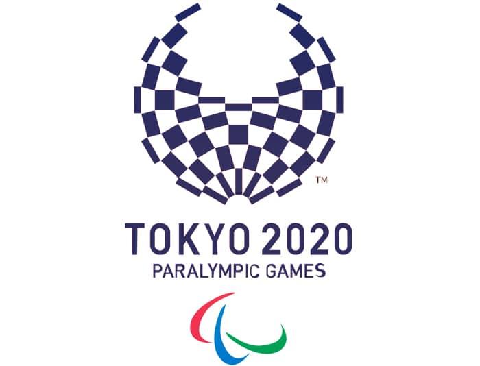 Le logo des jeux paralympiques de Tokyo 2020 2021
