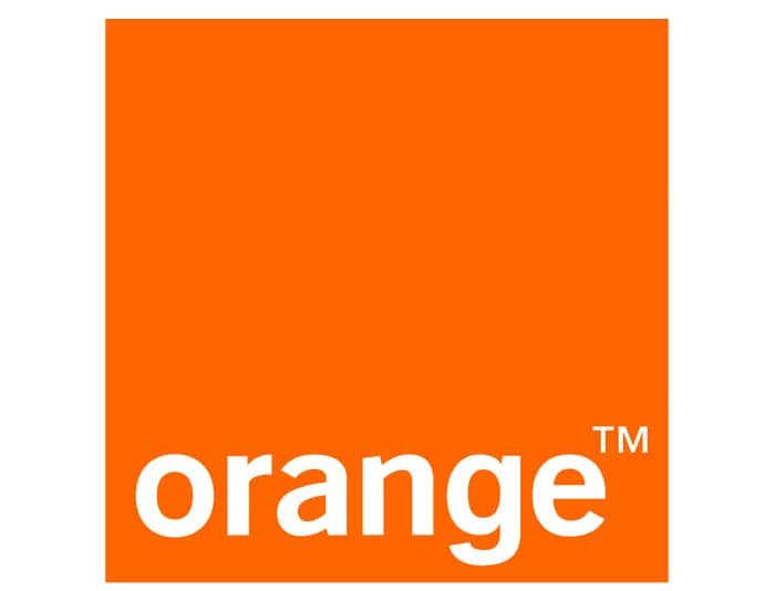 Exemple de dépôt de marque de couleur avec la marque Orange