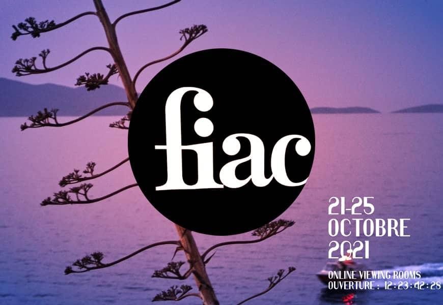 La FIAC 2021 se déroule à Paris en octobre 2021